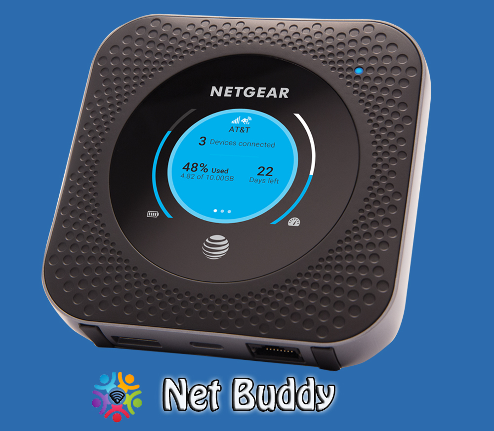 4G Routers | Net Buddy